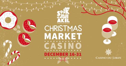 Casino du Liban Celebrates Christmas
