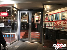 Jamie Oliver's Diner: Extremely Disappointing and Overpriced Food!
