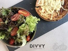 Divvy: Sharing at The Backyard Hazmieh