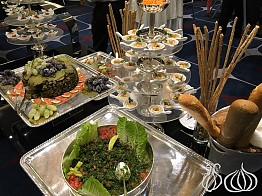 The Legendary Sunday Buffet at Le Bristol Hotel