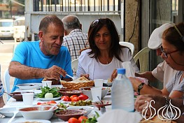 Al Soussi Beirut: Voted the World's Best Breakfast