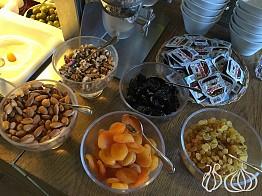 The Breakfast Buffet at Al Mandaloun Dbayeh