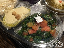 Noura: The Lebanese Fast Food of Beaugrenelle