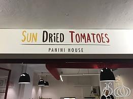 Sun Dried Tomatoes: Panini and Bruschetta in Achrafieh