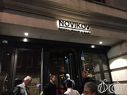 Novikov London: Overrated and Expensive