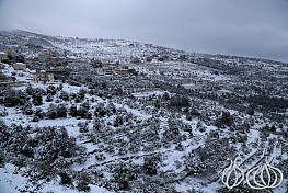 White Becharré: Experiencing a Village During the Snow Storm