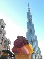 Booza: Lebanese Flavors in Dubai