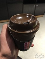 Dunkin Donuts Gangnam (던킨 강남 직영점): The Trendy Coffee Place