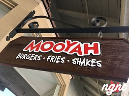 Mouyah: Tasty Burgers and Fresh Fries