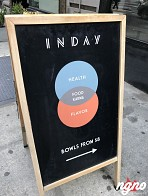 Inday: Good Karma... The Indian Bowls of New York