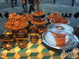 Comptoir Libanais: Beautiful... Not the Food I Was Expecting