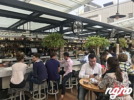 Baita on the Roof: Eataly's Pop-Up Terrace Restaurant