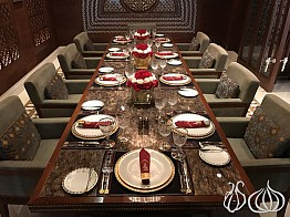 Oman's Best Restaurant: Where Fine Dining and Luxury Meet!