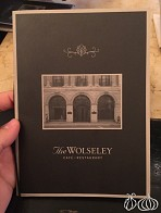 The Wolseley, a Famous London Cafe: I Expected Better