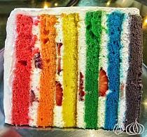 Doré Doré: Seoul's Famous Rainbow Cake