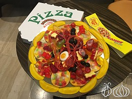 Tasty Discovery: The Chupa Chups Candy Pizza