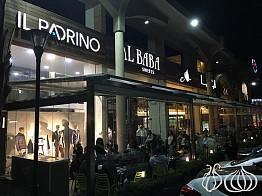 Il Padrino: Saida's Italian Social Hub