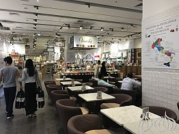My Second Time at Eataly Dubai: I Love this Place!