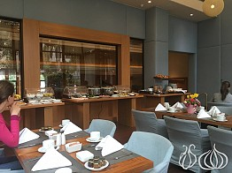 Breakfast at Sofitel Le Gabriel Achrafieh