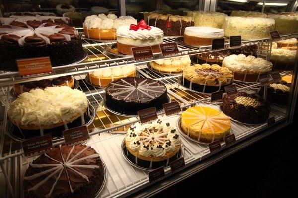 Cheesecake Factory Dubai