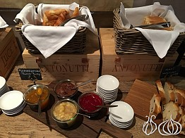 Breakfast at The Charles Rocco Forte Hotel Munich