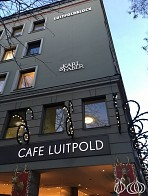 Cafe Luitpold: A So Called Famous Spot in Munich