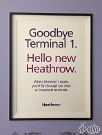 British Airways' Lounge: A Last Goodbye to Heathrow Terminal 1