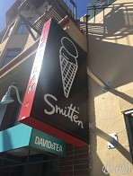 Smitten: Nitrogen Ice Cream and Crunchy Waffles