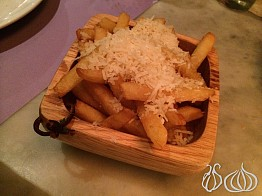 Goutons Voir: Perfect Truffle Fries and Crunchy Pizzas