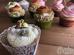 Marly's Lebanese Inspired Cupcakes