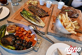 Skirt: A Meat Place in Beirut