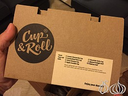 Cup&Roll: A Dozen Yummy Flavors Packed in a Box