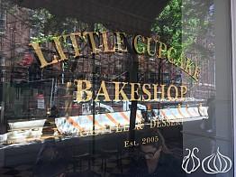 Little Cupcake Bakeshop: The Dark Chocolate Cake!