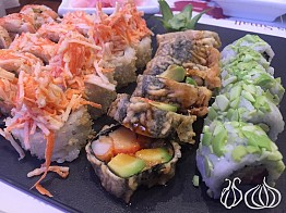 Sushi Ko: The Sushi Place of City Centre Beirut