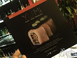Yumi: The Yummy Sushis are Relocating (Restaurant Closed)