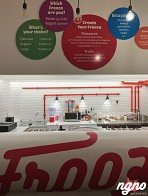 Frooza: Your Unconventional Ice Cream Shop