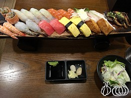 Sushi Hanpan 스시한판: First Encounter with Sushi in Seoul