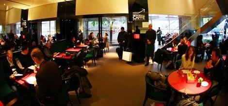 Emporio Armani Cafe Milano Menu