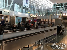 JFK Terminal 4: Huge and Full of Choices