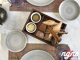 Candelabra: Lunch at The Kempinski Beirut