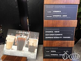 La Colombe: The Talked-About Coffee Shop