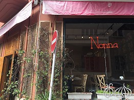 Nonna: Lovely Pizzas, Unique in Texture and Taste!