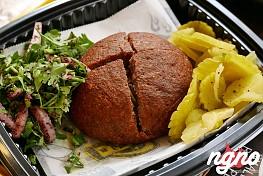 Shawarma w Saj: Tasty Sandwiches in Hamra