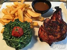 Osho: An Appealing Impression... Average Food