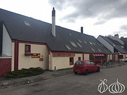 Snack Shack Dalwhinnie: A Stopover in the Middle of Nowhere