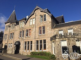 Scotland's Hotel, Pitlochry: Beautiful on the Outside, Bad on the Inside