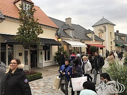 La Vallée Village: I Love it Here