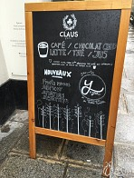 Claus: A Recommended Breakfast in Paris