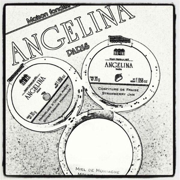 Angelina Tea Room, Rue de Rivoli :: NoGarlicNoOnions