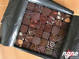 Jacques Genin: Pieces of Chocolate Art